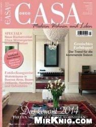 Журнал Casa Deco №1 2014