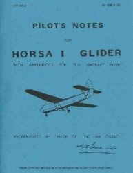 Книга Pilot's Notes for Horsa I Glider with Appendices for Tug Aircraft Pilots