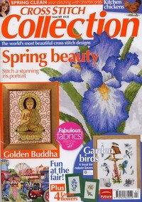 Журнал Cross Stitch Collection №169 (апрель) 2009