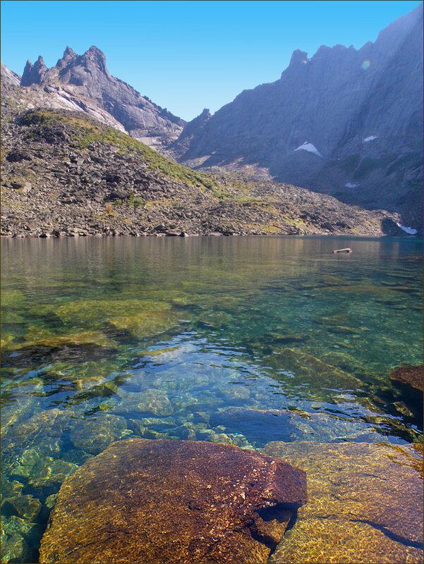 Перевал Пикантный