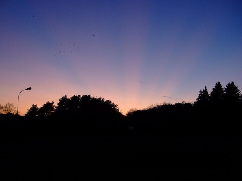 121-Солнце закатывается