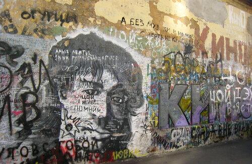 картинка современная стена