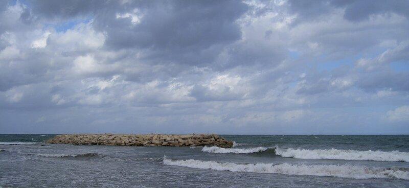 Место киносъемок в тунисе