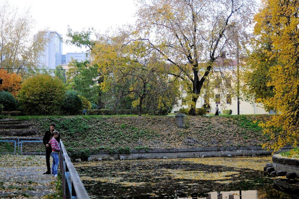 Парк Красная Пресня