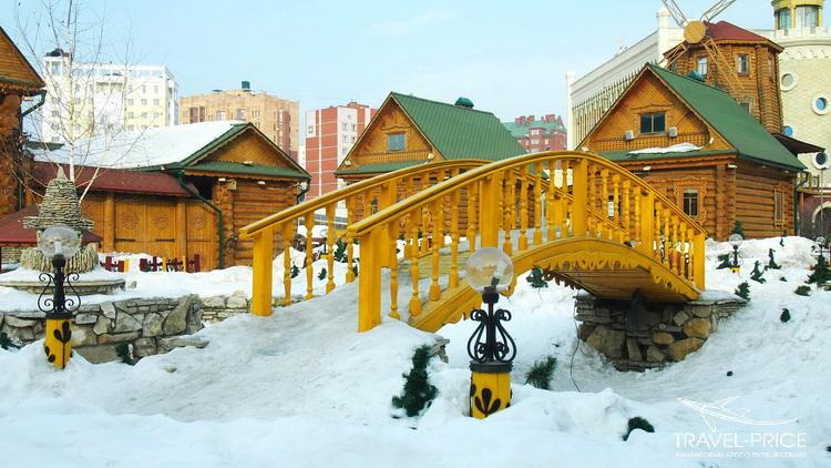 Татарская деревня Казань