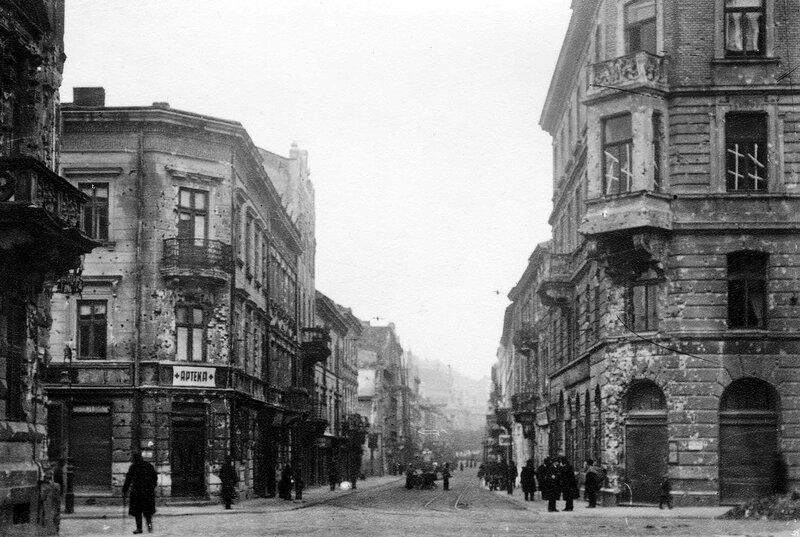 Фотографии старого Львова.