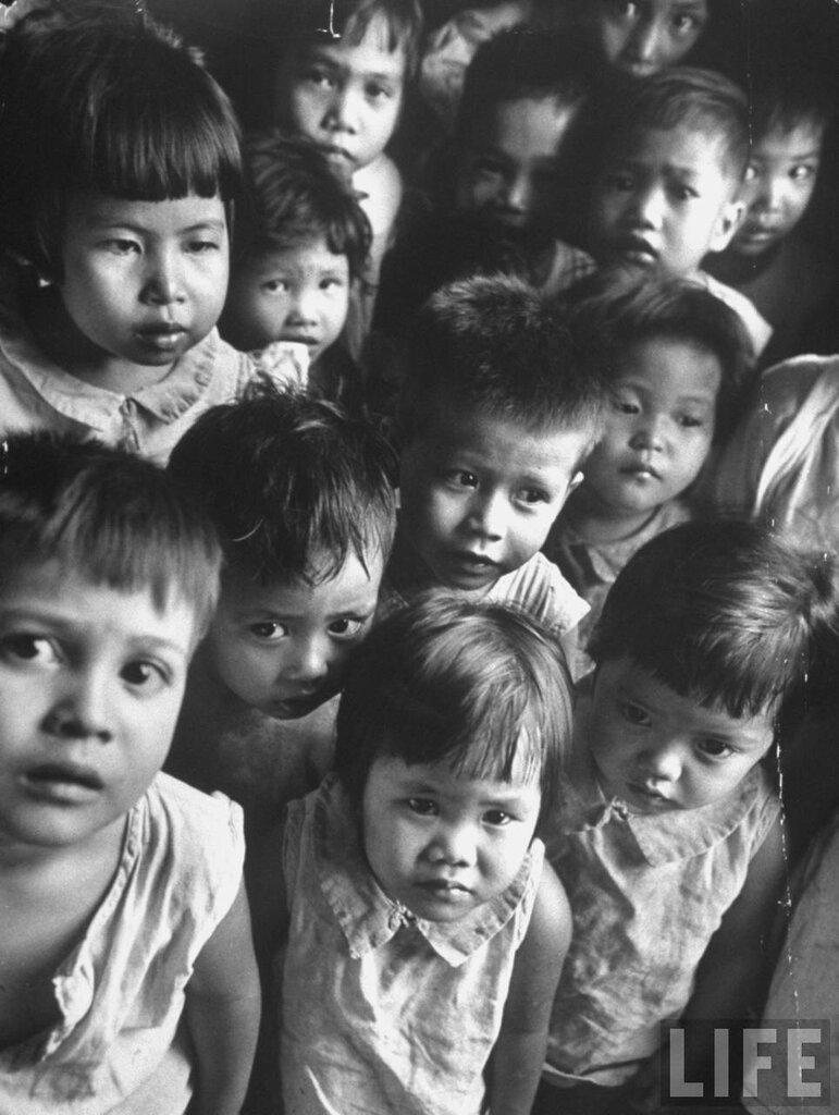 Philippines 1951, by Howard Sochurek