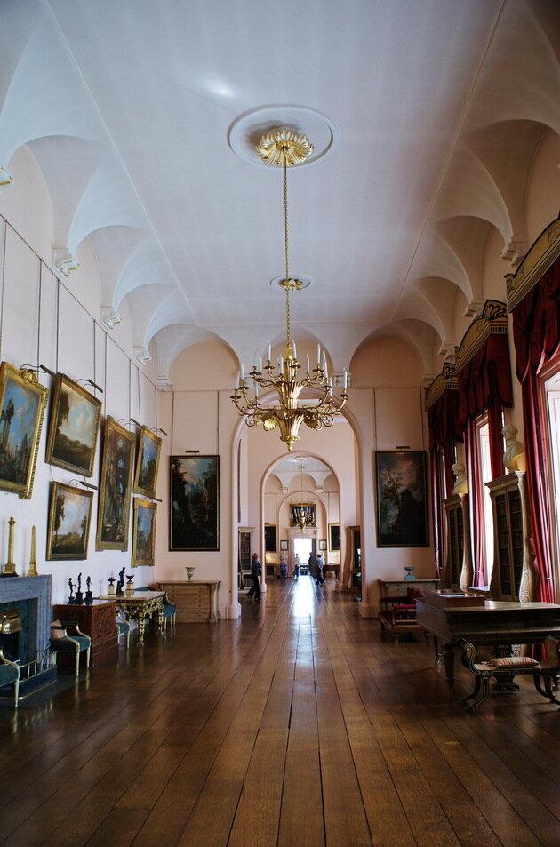 Касл-Ховард (Castle Howard). Англия
