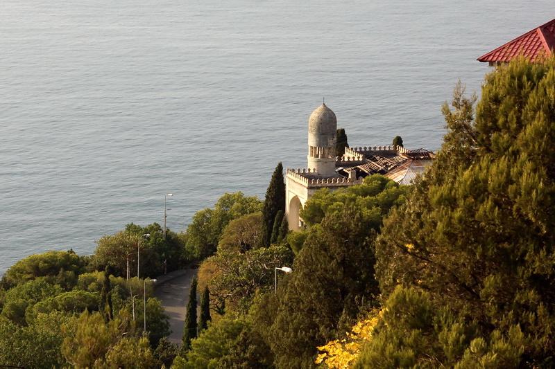 Крым в сентябре - Симеиз