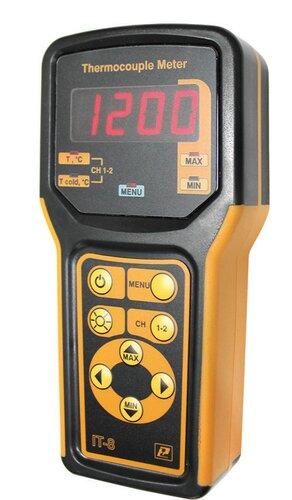 Измеритель температуры цифровой портативный IT-8