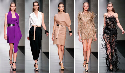 Gianfranco Ferre milan fashion week spring summer 2012