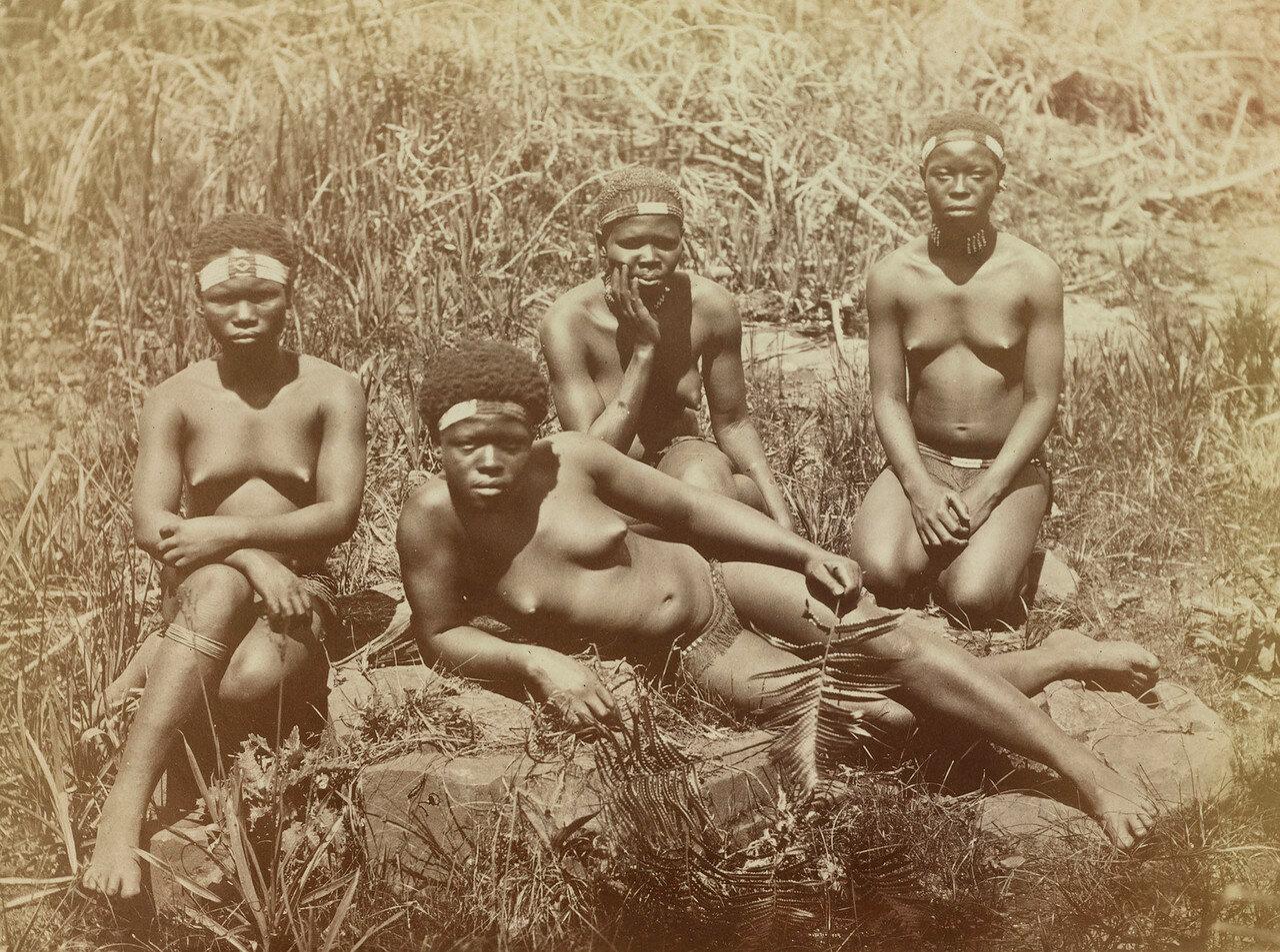 Зулуски из крааля