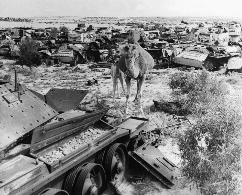 Debris Of Battle WWII