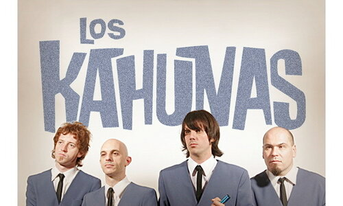 Los Kahunas
