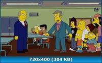 Симпсоны 20 сезон / The Simpsons (2008) HDRip [VO-Production + 2х2]