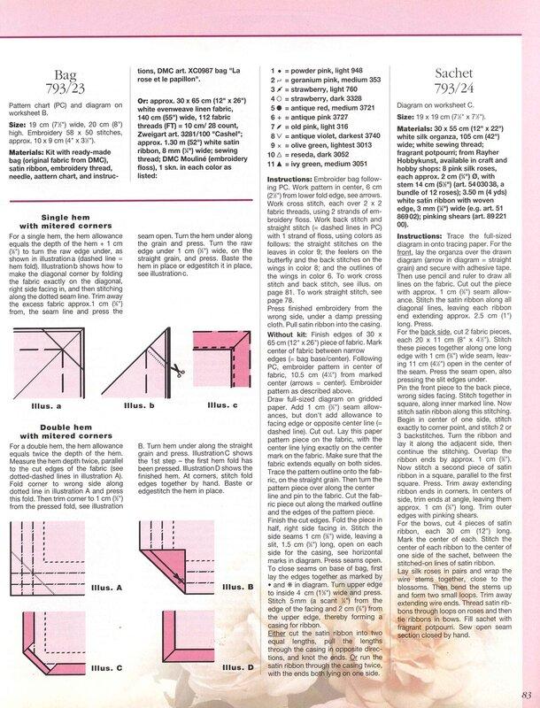 Вязаные шторы и занавески 18