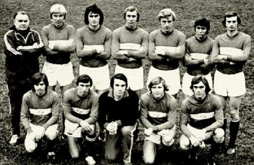 Спартак 1977