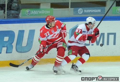 Спартак - Витязь 2:3 16-11-2011