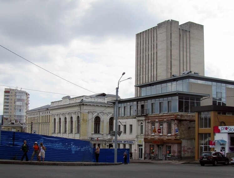 Библиотека Короленко