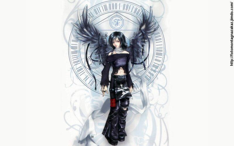 Ангелы аниме картинки скачать