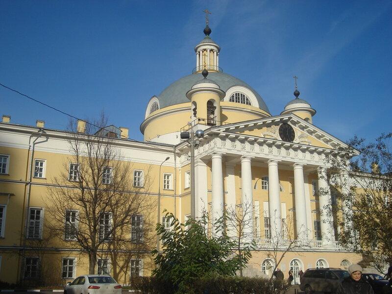 Голицынская больница - больница для бедных -1802г