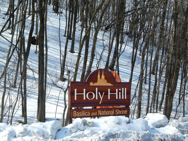 Holy Hill.