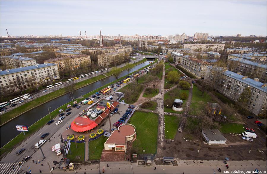 станции метро Черная речка