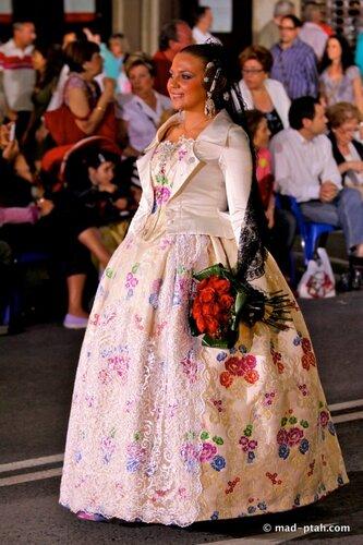 аликанте, платье