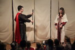Театральный вечер  «О рыцарях и драконах»