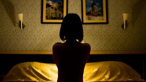 Силует фотосессия, портрет, вечер, люкс, гостиница Чувашия, НЮ