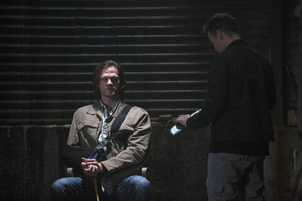 Фото: первые кадры эпизода 10.01 «Сверхъестественного» (Black)
