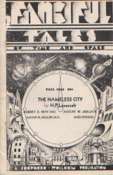 Fanciful Tales of Time And Space (Fall, 1936)