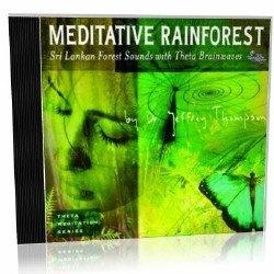 Аудиокнига Meditative Rainforest (психоактивная аудиопрограмма)