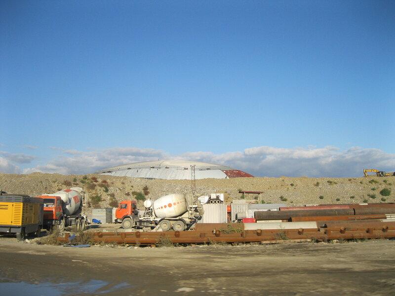 Сочи-2014 в октябре 2011