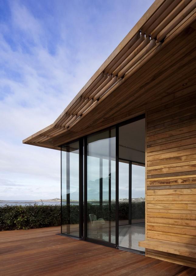 Дом на пляже от MOOARC
