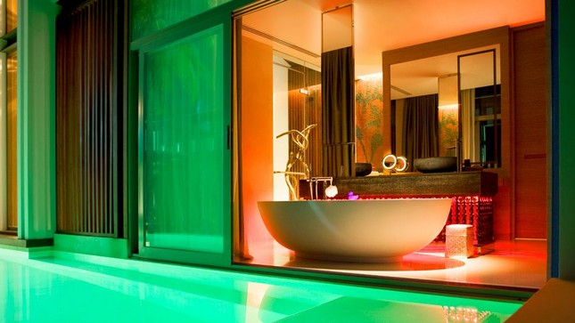 Эксклюзивный отель W Retreat Koh Samui в Таиланде