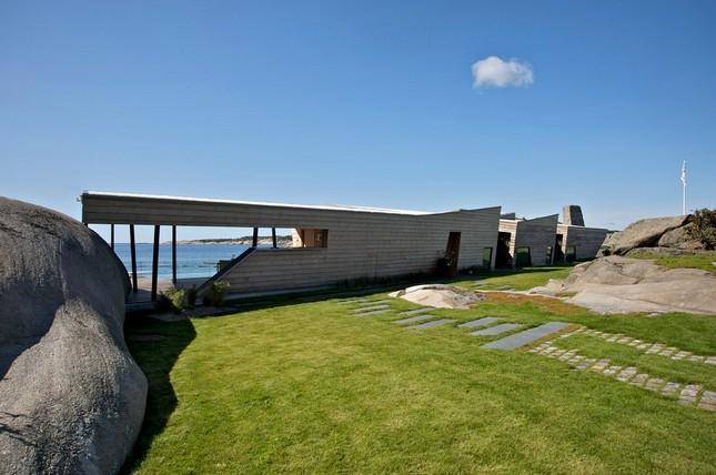 Летняя резиденция в Норвегии