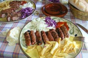 Сербия, туризм, кухня