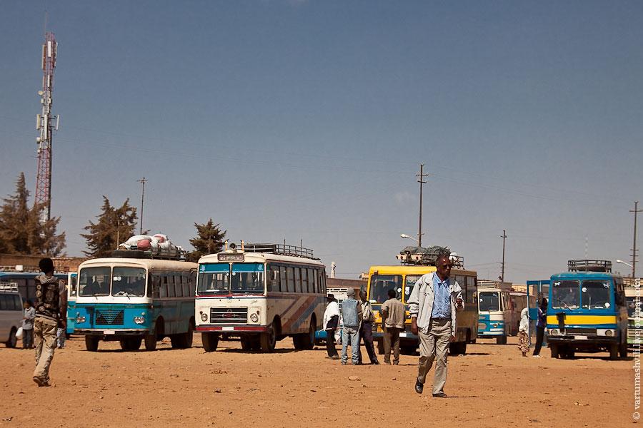 Транспорт в Эритрее.