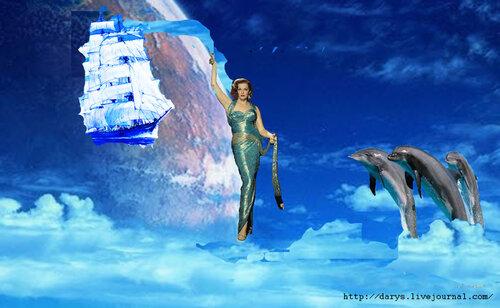 Бегущая по небесам