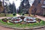 Кисловодск, осенний парк
