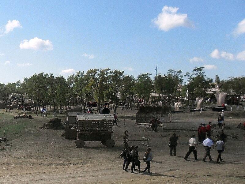 Атамань 2011, сентябрь