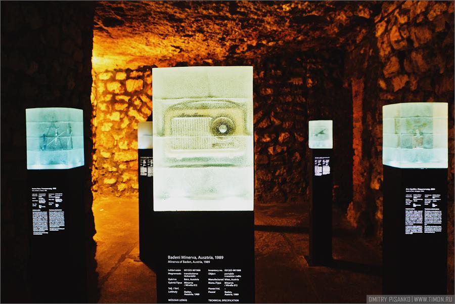 В подземельях Будапешта. Будайский лабиринт