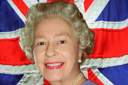 Her Majesty Queen Elizabeth II from Rankin 2009