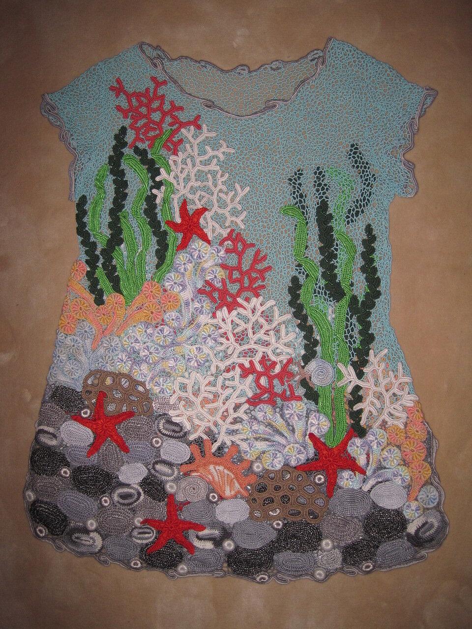 Пуловер «морские мотивы» - Детские пуловеры, свитера 94