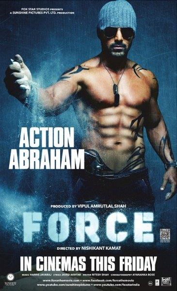 "��������� ""����"" / ������������ ������� / Force (2011/DVDRip)"