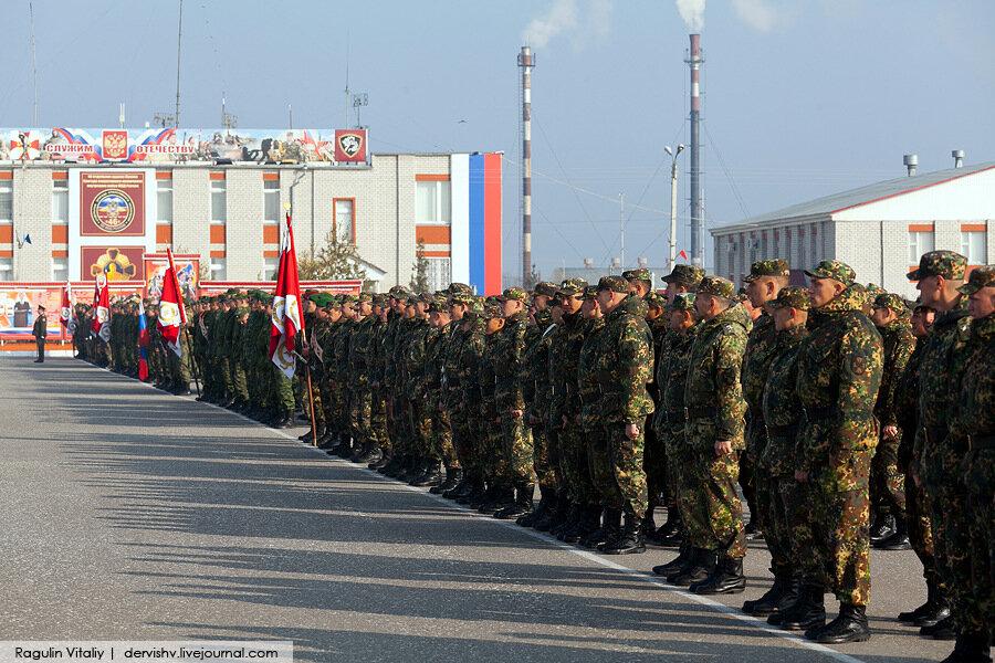 46 Особая бригада оперативного назначения или четыре дня в Чечне