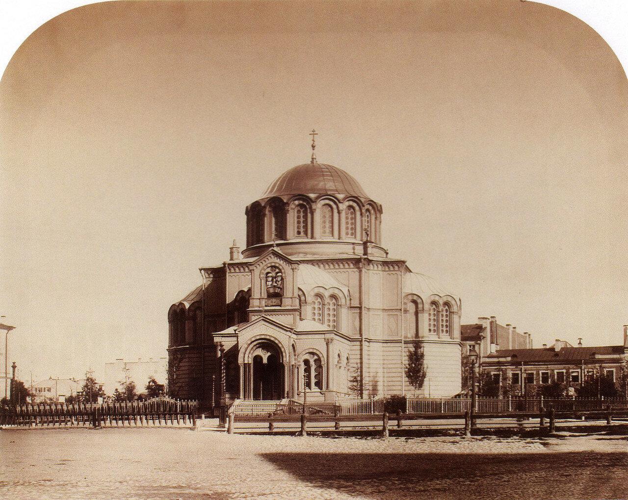 Греческая церковь. 1950-е
