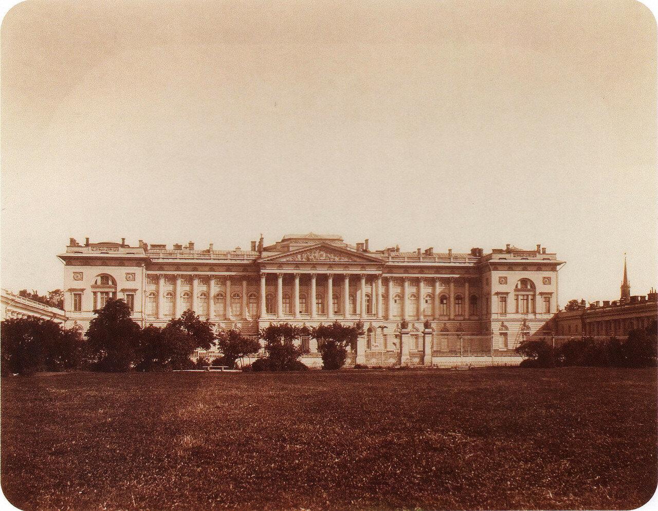 Дворец в. к. Елены Павловны. 1850-е