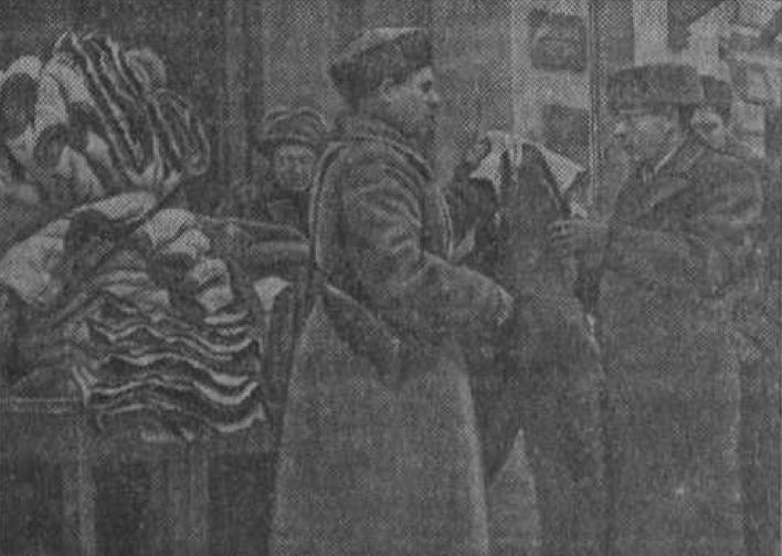 «Известия», 29 октября 1941 года
